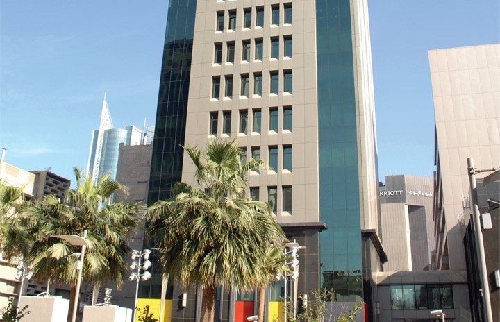 Sahab Tower Kuwait City Feature 1